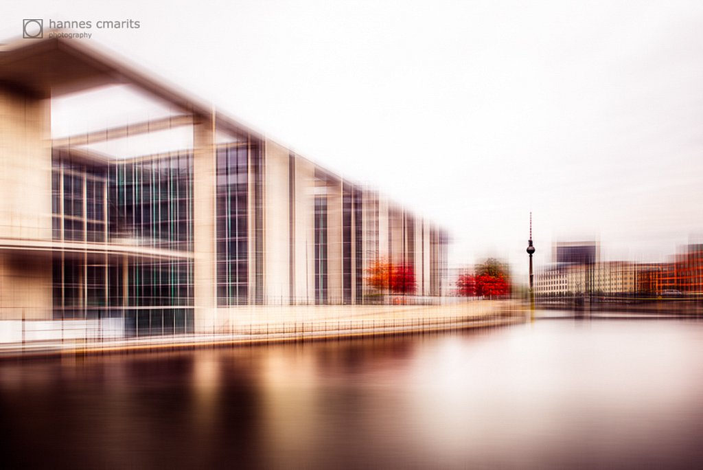 Berlin - city at fall