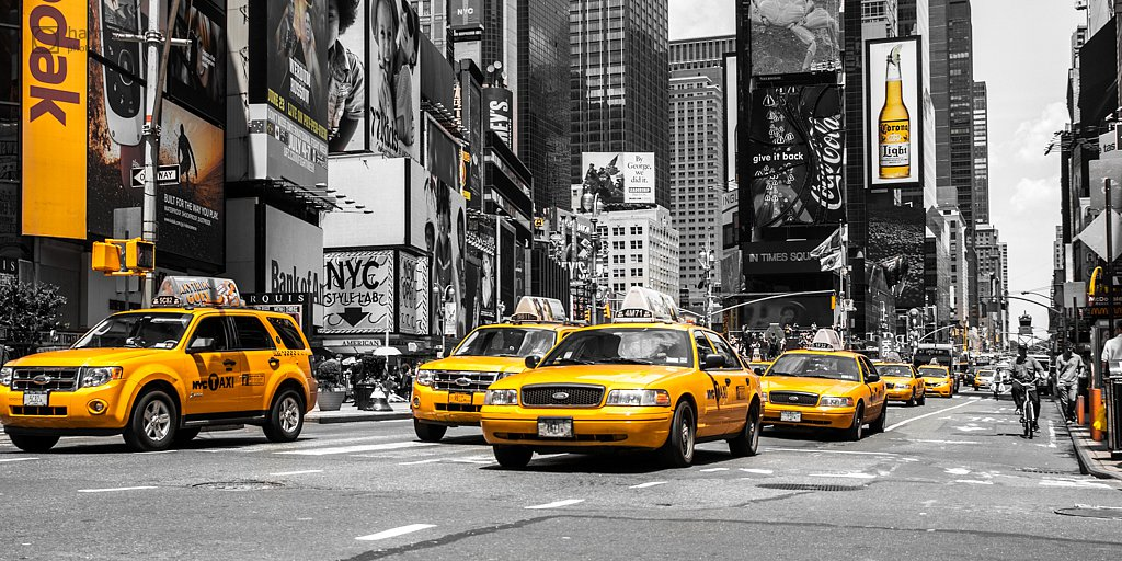 NYC - Yellow Cabs
