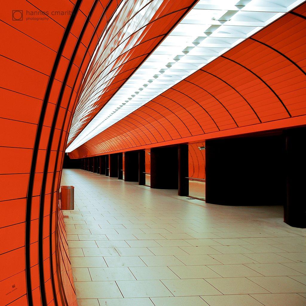 Munich - underground