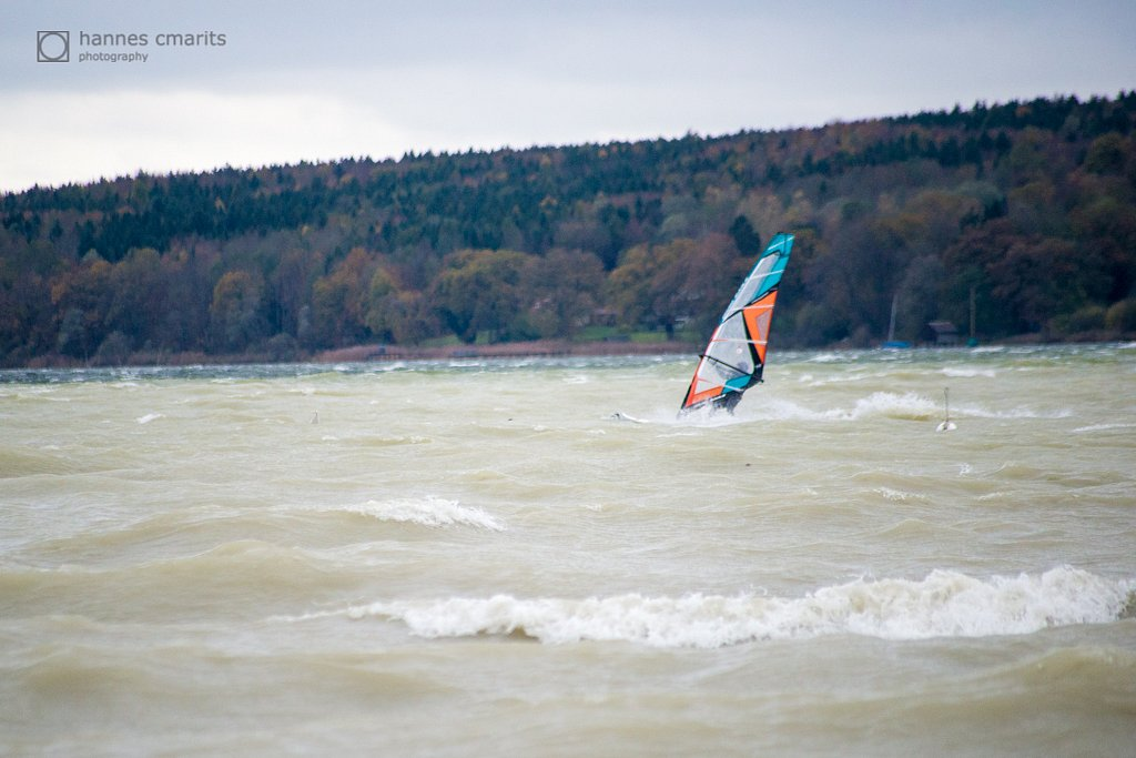 A windy day in Bavaria